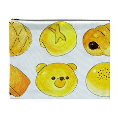 Bread Cosmetic Bag (xl) by KuriSweets