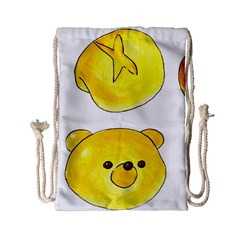 Bread Drawstring Bag (small) by KuriSweets