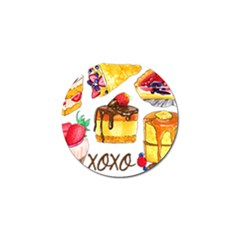 Xoxo Golf Ball Marker (10 Pack) by KuriSweets