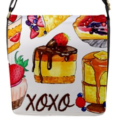 Xoxo Flap Messenger Bag (s) by KuriSweets
