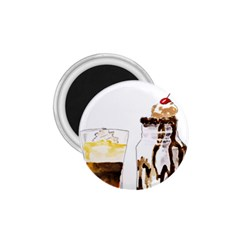Coffee And Milkshakes 1 75  Magnets by KuriSweets
