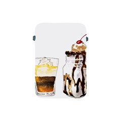 Coffee And Milkshakes Apple Ipad Mini Protective Soft Cases by KuriSweets