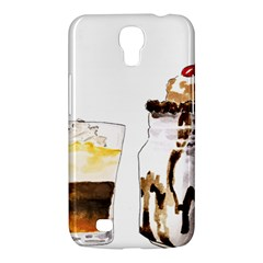 Coffee And Milkshakes Samsung Galaxy Mega 6 3  I9200 Hardshell Case by KuriSweets