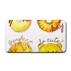 Cute Bread Medium Bar Mats by KuriSweets