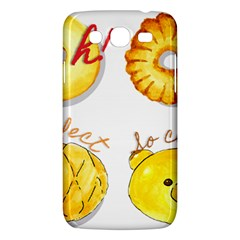 Cute Bread Samsung Galaxy Mega 5 8 I9152 Hardshell Case  by KuriSweets