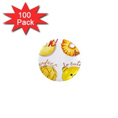 Bread Stickers 1  Mini Magnets (100 Pack)  by KuriSweets