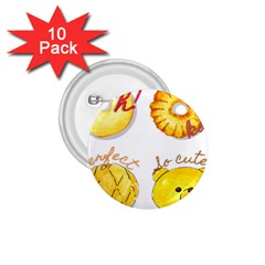 Bread Stickers 1 75  Buttons (10 Pack) by KuriSweets