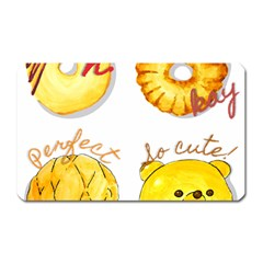 Bread Stickers Magnet (rectangular) by KuriSweets