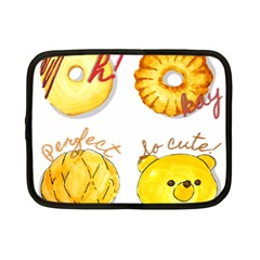 Bread Stickers Netbook Case (small)  by KuriSweets