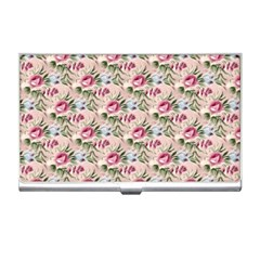 Cute Floral 218a Business Card Holders by MoreColorsinLife
