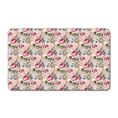 Cute Floral 218a Magnet (rectangular) by MoreColorsinLife