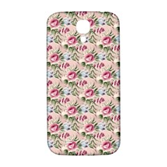 Cute Floral 218a Samsung Galaxy S4 I9500/i9505  Hardshell Back Case