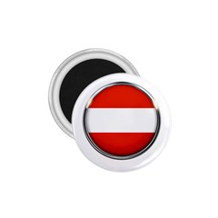 Austria Country Nation Flag 1 75  Magnets by Nexatart