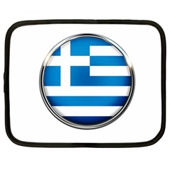 Greece Greek Europe Athens Netbook Case (large) by Nexatart