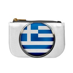 Greece Greek Europe Athens Mini Coin Purses by Nexatart