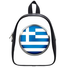 Greece Greek Europe Athens School Bag (small) by Nexatart