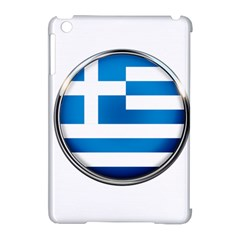 Greece Greek Europe Athens Apple Ipad Mini Hardshell Case (compatible With Smart Cover) by Nexatart