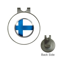 Finland Country Flag Countries Hat Clips With Golf Markers