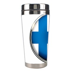 Finland Country Flag Countries Stainless Steel Travel Tumblers by Nexatart