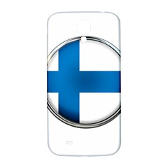 Finland Country Flag Countries Samsung Galaxy S4 I9500/i9505  Hardshell Back Case