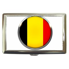 Belgium Flag Country Brussels Cigarette Money Cases