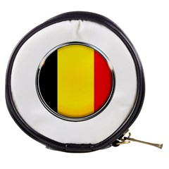 Belgium Flag Country Brussels Mini Makeup Bags by Nexatart