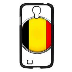 Belgium Flag Country Brussels Samsung Galaxy S4 I9500/ I9505 Case (black)