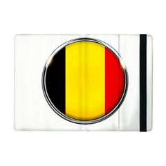 Belgium Flag Country Brussels Ipad Mini 2 Flip Cases by Nexatart