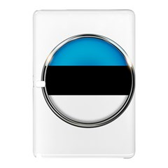 Estonia Country Flag Countries Samsung Galaxy Tab Pro 12 2 Hardshell Case by Nexatart
