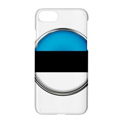 Estonia Country Flag Countries Apple Iphone 7 Hardshell Case by Nexatart