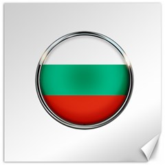 Bulgaria Country Nation Nationality Canvas 12  X 12   by Nexatart