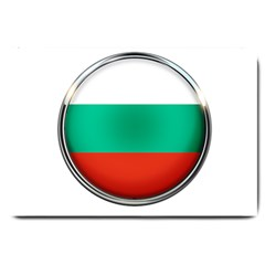 Bulgaria Country Nation Nationality Large Doormat