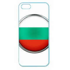 Bulgaria Country Nation Nationality Apple Seamless Iphone 5 Case (color)