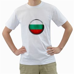 Bulgaria Country Nation Nationality Men s T Shirt (white)