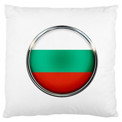 Bulgaria Country Nation Nationality Standard Flano Cushion Case (one Side)