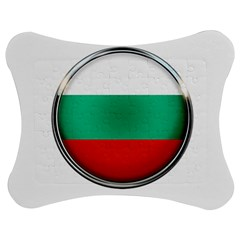 Bulgaria Country Nation Nationality Jigsaw Puzzle Photo Stand (bow) by Nexatart