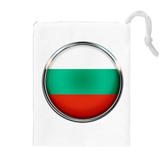 Bulgaria Country Nation Nationality Drawstring Pouches (extra Large) by Nexatart