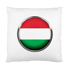 Hungary Flag Country Countries Standard Cushion Case (one Side)