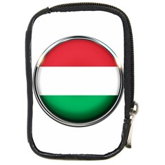 Hungary Flag Country Countries Compact Camera Cases by Nexatart