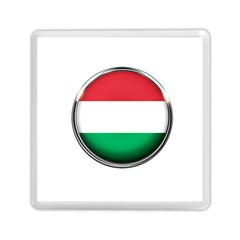 Hungary Flag Country Countries Memory Card Reader (square)  by Nexatart