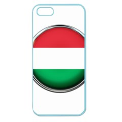 Hungary Flag Country Countries Apple Seamless Iphone 5 Case (color)