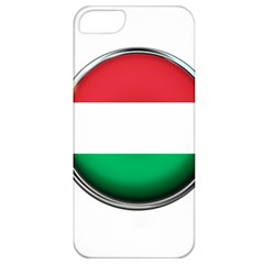 Hungary Flag Country Countries Apple Iphone 5 Classic Hardshell Case