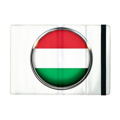 Hungary Flag Country Countries Apple Ipad Mini Flip Case by Nexatart