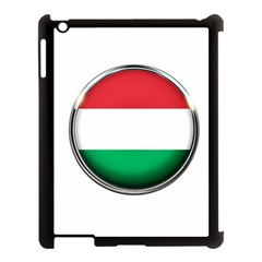 Hungary Flag Country Countries Apple Ipad 3/4 Case (black)