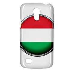 Hungary Flag Country Countries Galaxy S4 Mini by Nexatart