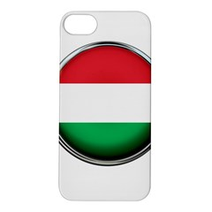 Hungary Flag Country Countries Apple Iphone 5s/ Se Hardshell Case