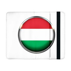 Hungary Flag Country Countries Samsung Galaxy Tab Pro 8 4  Flip Case