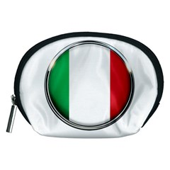 Italy Country Nation Flag Accessory Pouches (medium)