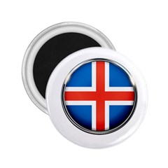 Iceland Flag Europe National 2 25  Magnets