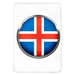 Iceland Flag Europe National Flap Covers (l)  by Nexatart